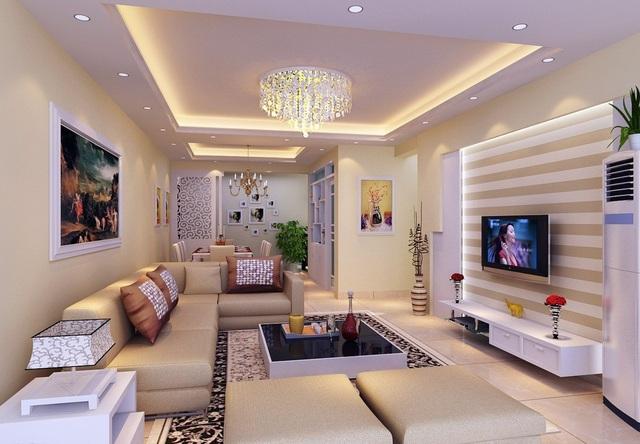Với giải màu sắc khá rộng, đèn Led dễ dàng sử dụng cho mọi không gian và giúp tăng tính thẩm mỹ cho nội thất.