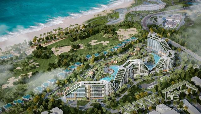 Tổ hợp nghỉ dưỡng FLC Beach & Golf Resort Quy Nhơn