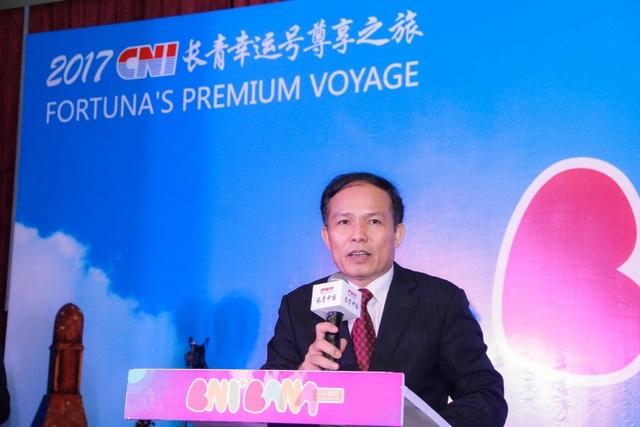 Ngô Hoài Chung - Phó tổng cục trưởng Tổng cục du lịch
