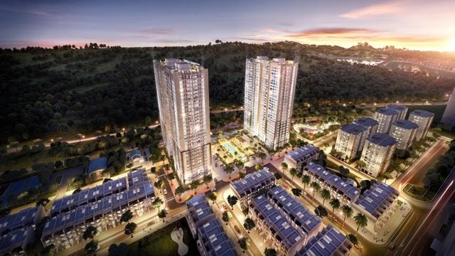 Green Bay Garden: Định hướng ý tưởng xây dựng thống nhất từ kiến trúc đến quy hoạch - 1