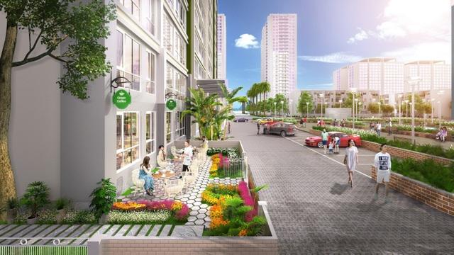 Green Bay Garden: Định hướng ý tưởng xây dựng thống nhất từ kiến trúc đến quy hoạch - 3