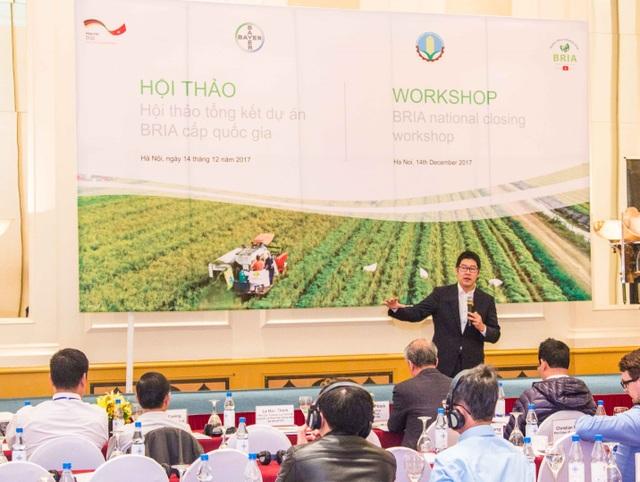 Ông Kohei Sakata, Tổng Giám đốc Bayer VN chia sẻ bài học kinh nghiệm, vai trò doanh nghiệp và thu hút doanh nghiệp tham gia PPP