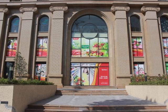 Tiện ích siêu thị Vinmart tại D. Le Pont Dor