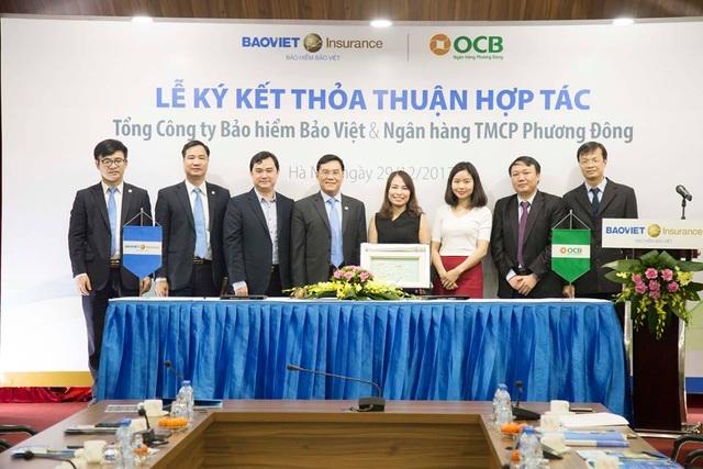 Bảo hiểm Bảo Việt và OCB hợp tác vì lợi ích cao nhất dành cho khách hàng - 1