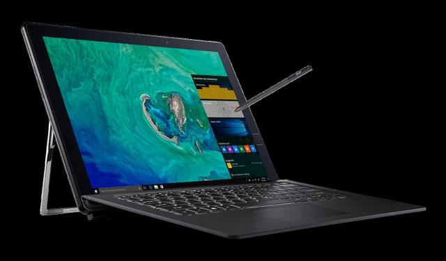 Laptop cho doanh nhân Switch 7 – Black Edition & Swift 5 – Air Edition chính thức ra mắt tại Việt Nam - 2
