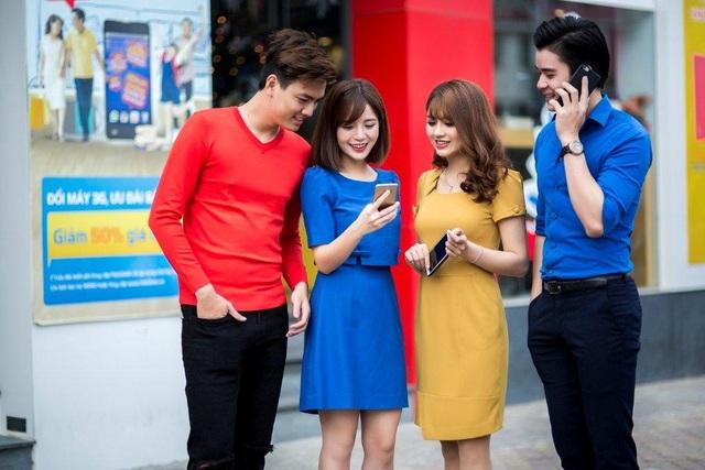 Từ ngày 1/1/2018, MobiFone giảm đến 77% giá cước gọi roaming. Nguồn ảnh: MobiFone