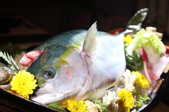 Cá Buri được người Nhật gọi là món ăn trường thọ và đem lại may mắn cho năm mới