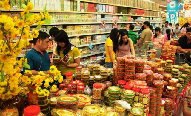 Thảnh thơi sắm Tết Mậu Tuất: Chợ online lên ngôi - 1