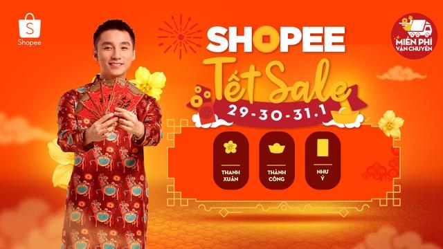 140.000 mặt hàng Tết sắp khuyến mại lớn trên Shopee - 2