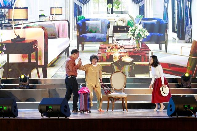 Tiểu phẩm hài đặc sắc của nghệ sĩ Vân Dung – Quang Thắng