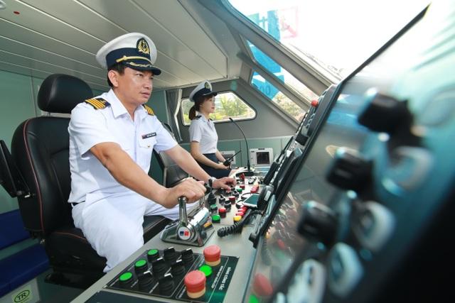 Chính thức vận hành tuyến vận tải hành khách bằng tàu thủy cao tốc TP.HCM -  Cần Giờ - Vũng Tàu – Bến Tre - 2