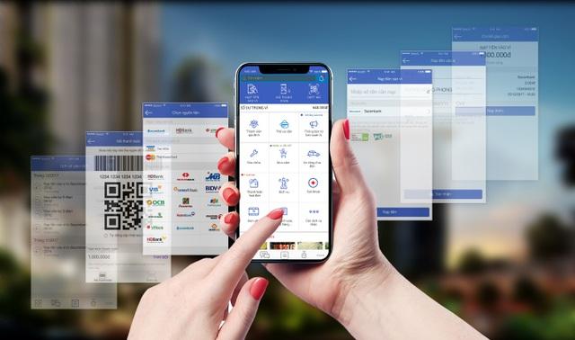 Tiên phong phát triển cổng thanh toán trực tuyến – ví điện tử tiện dụng, Sunshine Group đã và đang phục vụ tối đa nhu cầu của cư dân.