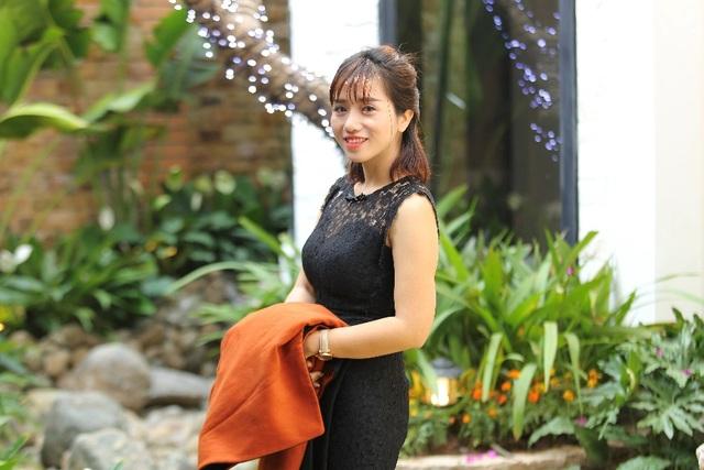 Chân dung nữ doanh nhân trẻ 8x Chu Mai Hương