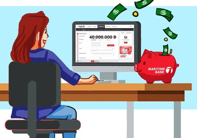 Dùng gói combo tài khoản M1 có thể tiết kiệm được tới 40 triệu đồng/năm.