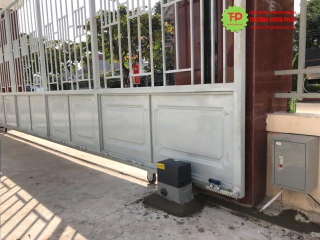 Ưu điểm vượt trội từng sản phẩm cửa cổng xếp Trường Hưng Phát - 5