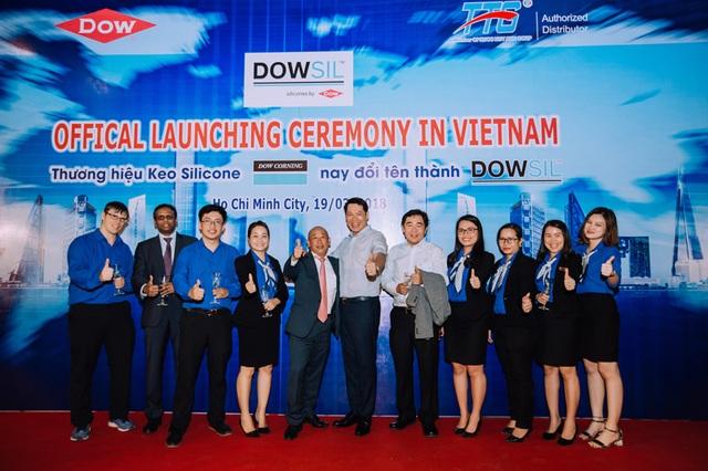 Thương hiệu keo silicone Dow Corning đổi tên thành Dowsil - 1