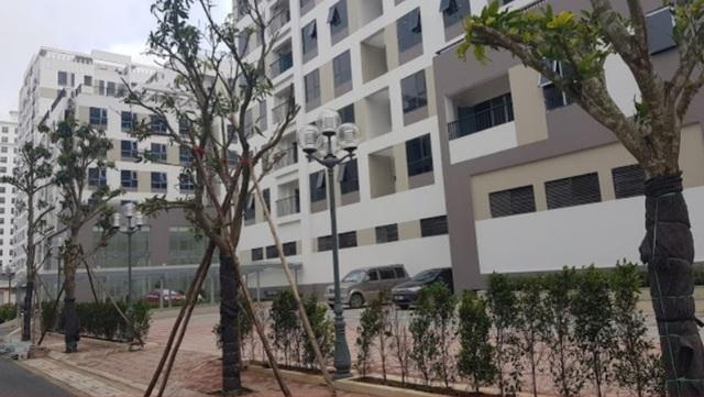 Căn hộ chung cư trở thành sự lựa chọn lý tưởng cho các gia đình sinh sống tại thành phố những năm gần đây (Hình ảnh: Chung cư Valencia Garden – Long Biên)