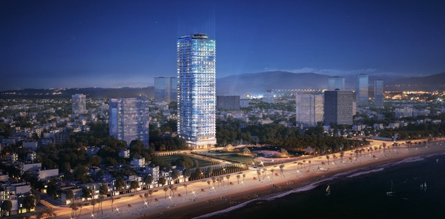 Dự án TMS Luxury Hotel & Residence Quy Nhon