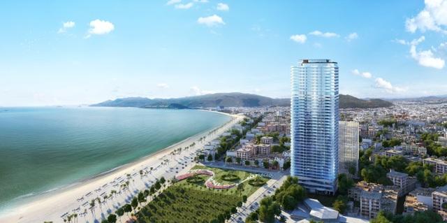 Tổ hợp khách sạn & căn hộ du lịch TMS Quy Nhon