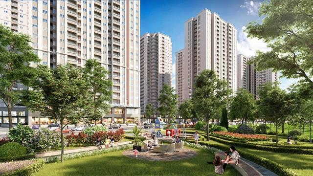 Dự án Mipec City View tại phường Kiến Hưng, quận Hà Đông, Hà Nội.