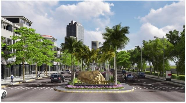 Địa Ốc Long Phát chính thức ra mắt dự án Khu Đô Thị Lộc Phát - 1