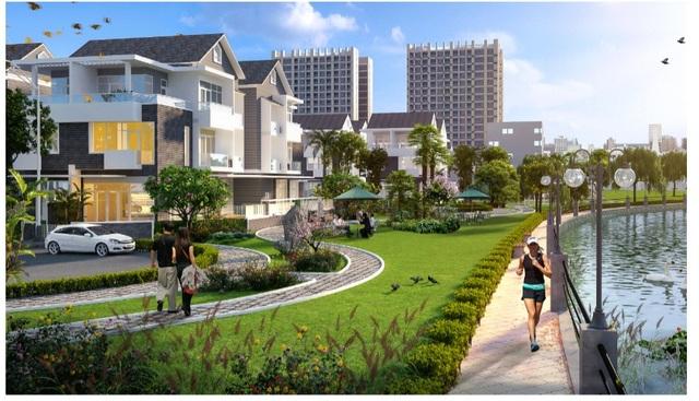 Địa Ốc Long Phát chính thức ra mắt dự án Khu Đô Thị Lộc Phát - 3