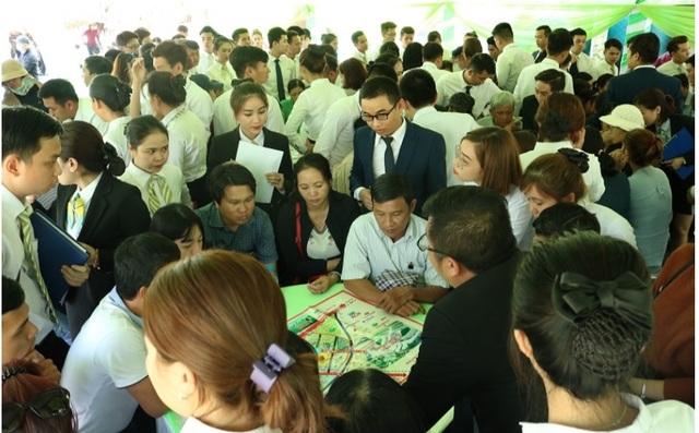 Địa Ốc Long Phát chính thức ra mắt dự án Khu Đô Thị Lộc Phát - 4