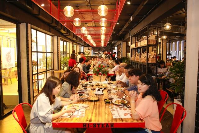 KINGDOM kết hợp cùng Chef Phạm Tuấn Hải ra mắt nhà hàng Hi-Steak - 2