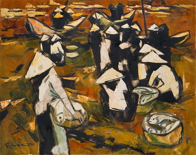 Phạm Lực - Chợ cá (2008)