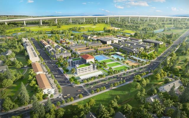 Bảo Lộc Golden City có ưu thế vượt trội về vị trí kinh tế