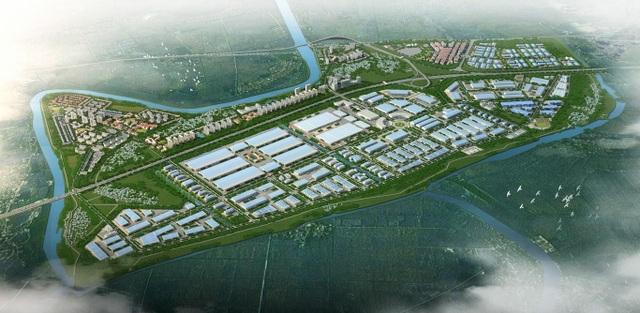 N&G: Chào đón các doanh nghiệp nhận đất tại Khu công nghiệp Hanssip - 1