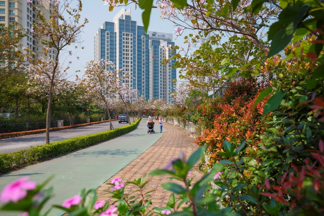 Văn hóa Eco-culture : Kim chỉ nam trong mọi hành động phát triển của Ciputra Hanoi