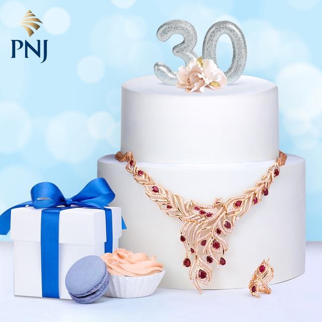 PNJ ưu đãi hấp dẫn nhất trong năm nhân tháng sinh nhật - 1