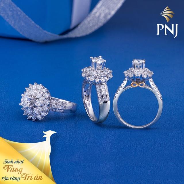 PNJ ưu đãi hấp dẫn nhất trong năm nhân tháng sinh nhật - 4