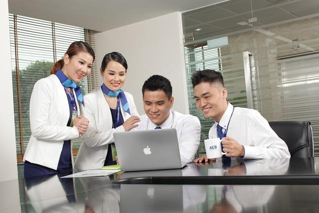 ACB và tham vọng gây dựng một thương hiệu uy tín về nhân sự - 2
