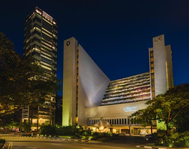 Regent Singapore là điểm đến của những vị khách chuộng sự tinh tế khi lưu lại quốc đảo này