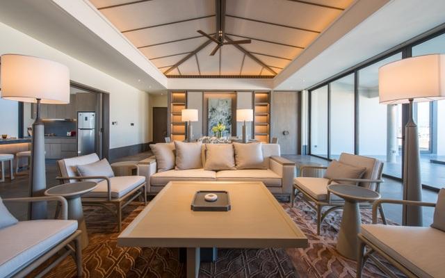 Phong cách thanh lịch, tối giản hiện hữu tại Regent Residences Phu Quoc
