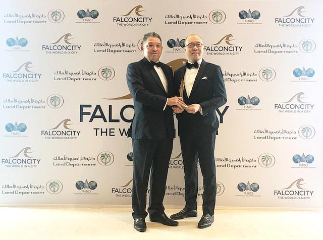 Dự án Gamuda City vinh dự nhận giải thưởng danh giá FIABCI World Prix d'Excellence - 1