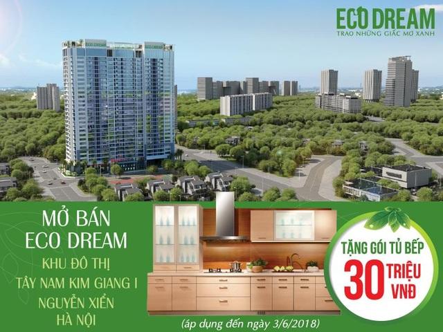 Eco Dream tung chính sách bán hàng hấp dẫn chào hè - 1