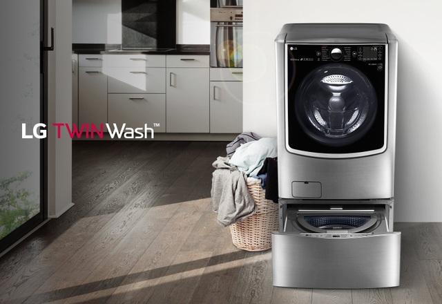 Cảm hứng thiết kế TWINWash: Hơn cả một chiếc máy giặt, đó là món đồ nội thất tinh tế và đẳng cấp - 1