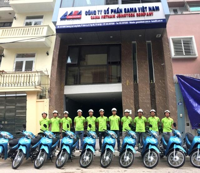 Đội bảo trì thang máy với tay nghề chuyên môn cao được đào tạo thường xuyên