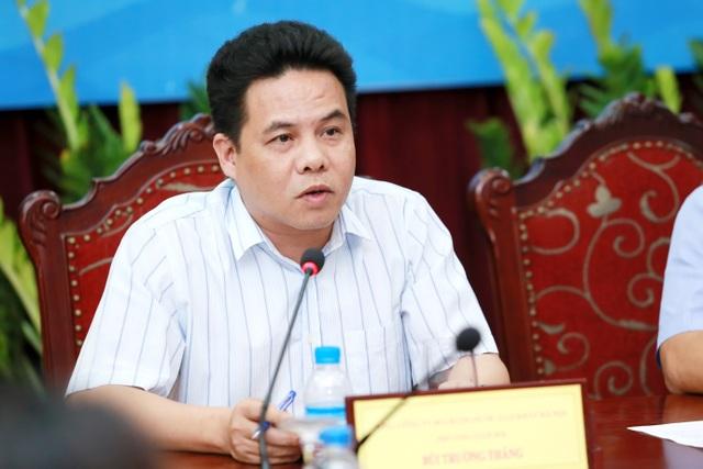 Ông Bùi Trường Thắng – Phó Tổng Giám đốc Bia Hà Nội