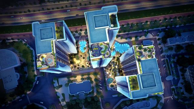 Hệ thống tiện ích tại The ZEN Residence (Hoàng Mai, Hà Nội)