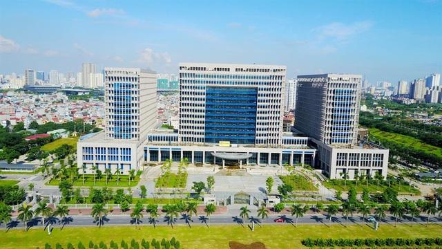 """Tòa nhà Bộ ngoại giao được ống luồn chống cháy AC tham gia """"bảo vệ"""" hệ thống điện."""