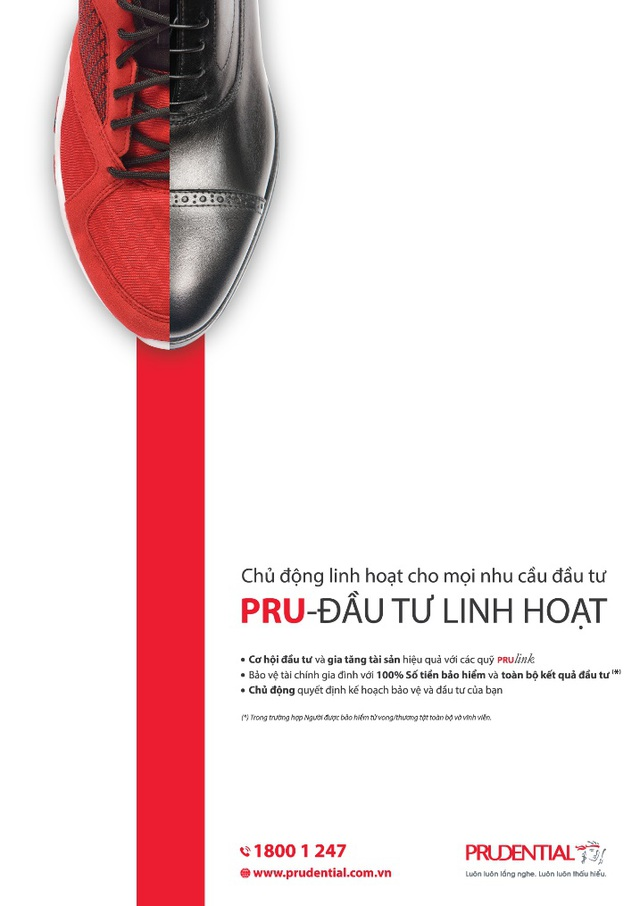 PRU-Đầu Tư Linh Hoạt là giải pháp bảo hiểm kết hợp đầu tư linh động đáp ứng nhu cầu của khách hàng