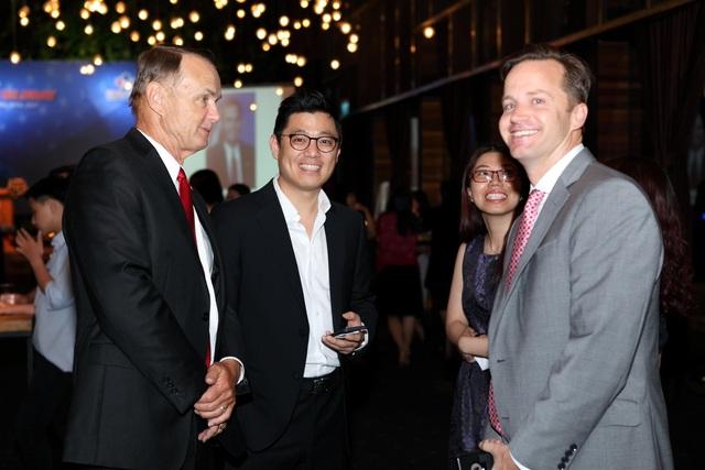 CEO Kornova tiếp đón Ngài Brian Phillip Bilbray – nguyên Hạ Nghị sĩ – đại biểu quốc hội Mỹ và Đại diện dự án đầu tư ở California