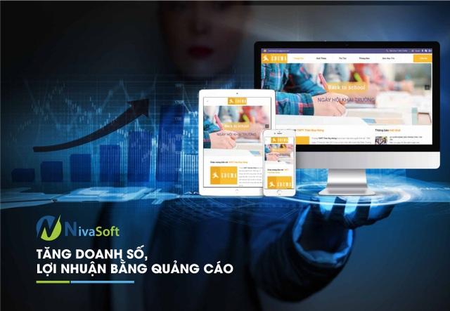 Thiết kế website Nivaweb – giải pháp mới cho bán hàng trực tuyến - 3