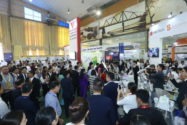 Triển lãm sẽ thu hút đông đảo sự quan tâm của doanh nghiệp, giới chuyên môn trong nước và quốc tế
