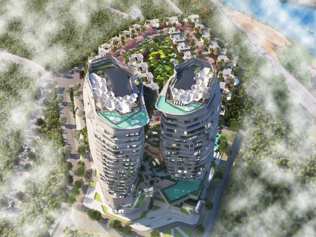 Toàn cảnh dự án Phoenix Legend Ha Long Bay Villas and Hotel