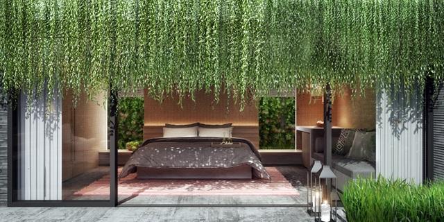Wyndhem Garden Phú Quốc đang theo đúng xu hướng hiện đại Go Green trên thế giới.